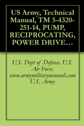 anual, TM 5-4320-251-14, PUMP, RECIPROCATING, POWER DRIVEN, DIAPH GAS ENGINE DRIVEN, WHEEL MTD, 100 GPM, (GORMAN-RUPP CO., MODEL 4D-2A016), ... military manauals, special forces ()