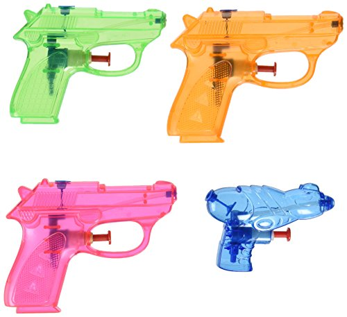 assorted Water squirt guns – party pack