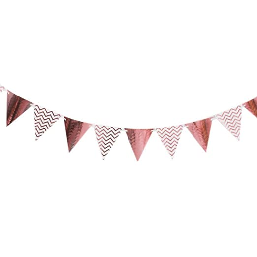 Pellisilot Wave Banner Paper/Banner Party Decoración de ...