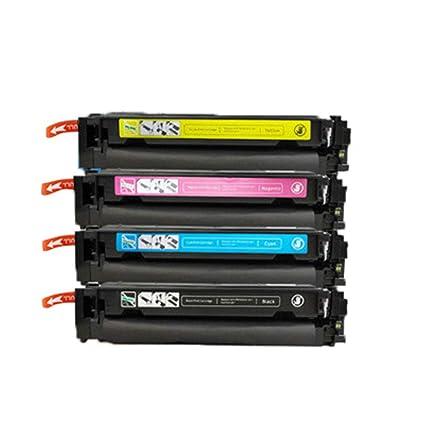 Cartucho de toner compatible para HP CF500A 202A de tóner ...