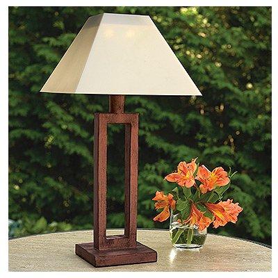 Weatherproof Outdoor Table Lamps