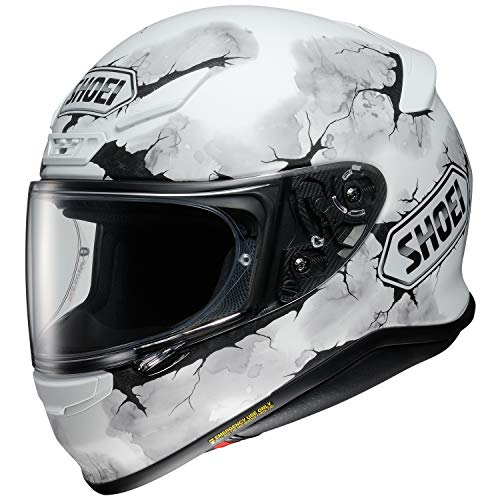Shoei Ruts RF-1200 Street Racing Motorcycle Helmet - TC-6 / Medium