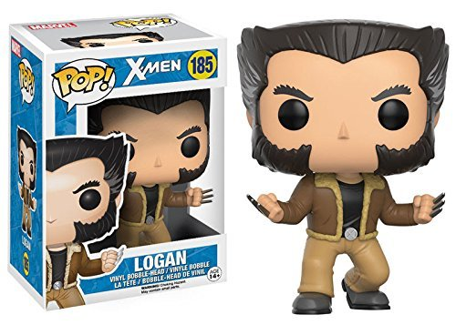 Pop! Marvel: X-Men - Logan Vinyl Figure! (Goblin Outfit)