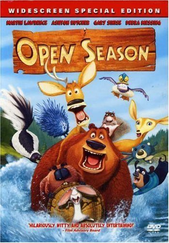 - Open Season (Widescreen Special Edition) by Sony Pictures [DVD]