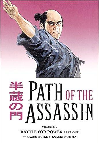 Path of the Assassin, Vol. 9 (v. 9): Kazuo Koike, Goseki ...