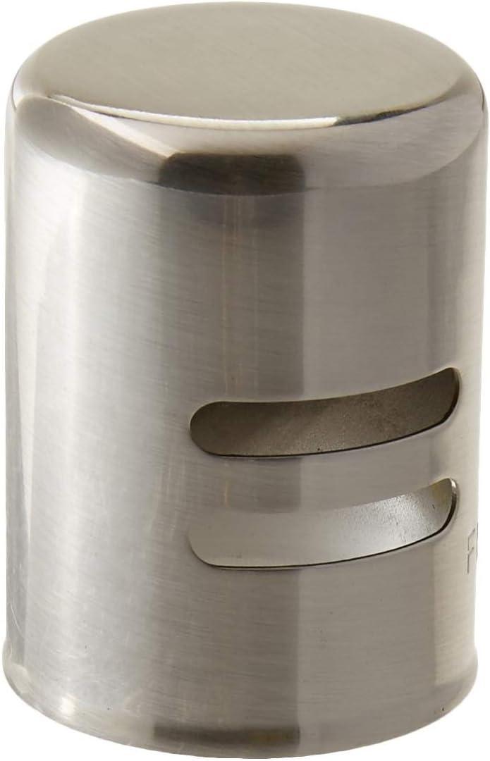 Westbrass D201-07 Air Gap Cap, Satin Nickel