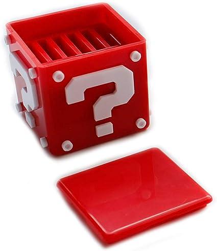 eamqrkt - Caja de Almacenamiento portátil para Tarjetas de Juego ...