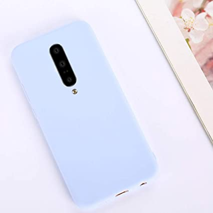STCMW Funda de Silicona Candy Color para Oneplus 5 5t 6 6t 7 Pro ...