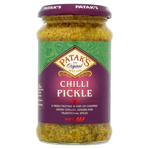 Pataks - Hot Chilli Pickle - 283g ()