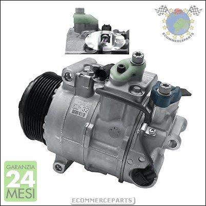 CEK Compresor Aire Acondicionado SIDAT Mercedes Clase C diese: Amazon.es: Coche y moto