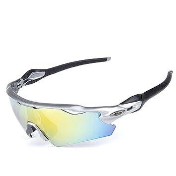 West ciclismo 5 lentes intercambiables polarizadas UV resistente al viento gafas de MTB Bike Bicicleta Ciclismo gafas de sol para deportes gafas de ...