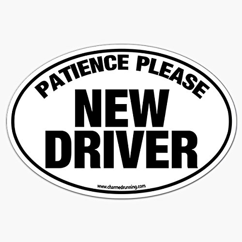 Charmed Running Patience Please Student Driver In Training L