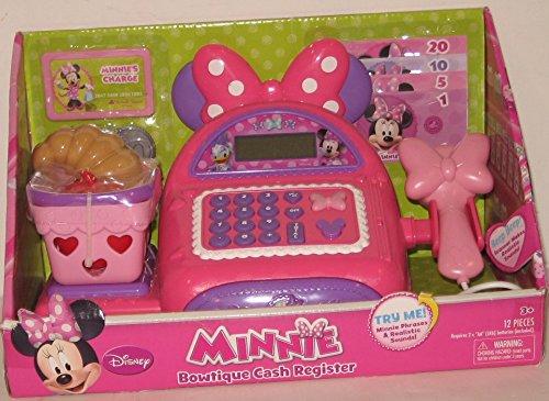 Minnie Bowtique Cash Register   B078H1YZJD