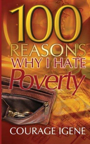 100 Reasons Why I Hate Poverty pdf epub
