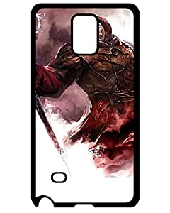 New Style Awesome Case Cover Guild Wars 2 Samsung Galaxy Note 4 3782699ZB189875815NOTE4