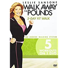 Leslie Sansone: Walk Away the Pounds - 5-Day Fit Walk (2009)