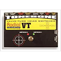 Radial ToneBone HEADBONE VT | Two Valve Tube Head Switcher