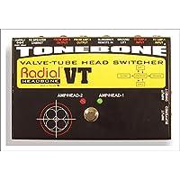 Radial ToneBone HEADBONE VT   Two Valve Tube Head Switcher