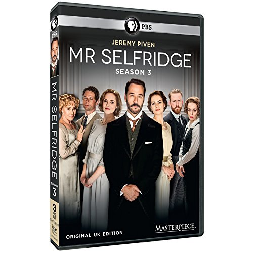 Masterpiece: Mr. Selfridge - Season - Selfridges London Stores