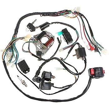 peace 110cc atv cdi wiring diagram  chinese dirt bike wiring diagram on  atv safety harness