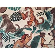 Jungle Book  Fleece Blanket and Pillowcase (Baby Set)