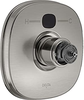 Delta T14003-SST2O-LHP Transitional Temp2O Valve rim without Handle, Stainless