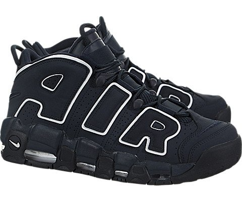 Nike Mens Air More Uptempo Mid Basketball Shoe - Buy Online in Oman. |  Apparel Products in Oman - See Prices, Reviews and Free Delivery in Muscat,  Seeb, ...