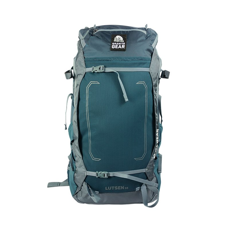 Granite Gear Lutsen 35L Pack - Small/Medium (Basalt/Rodin) by Granite Gear
