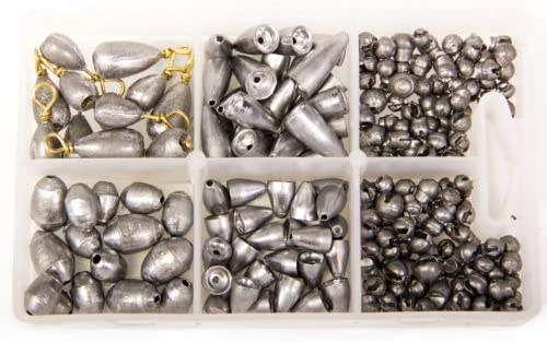 10 UP TO 110 PIECES egg sinkers size 10
