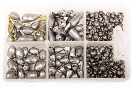 bullet-weights-assorted-sinker-kit-215-pieces