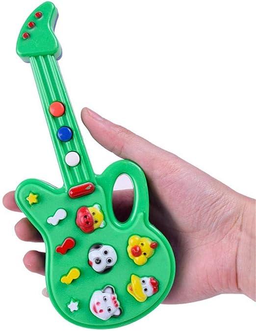 PR-KTH- Juguetes de Guitarra eléctrica para niños, Juguetes de ...