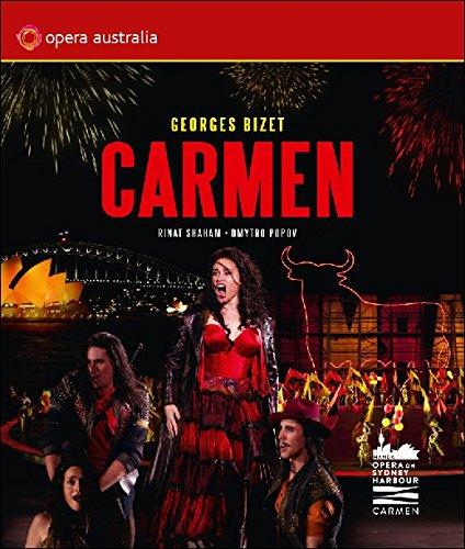 Dmytro Popov - Carmen (Blu-ray)