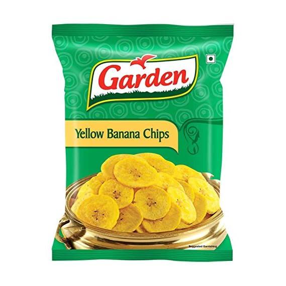 Garden Chips - Yellow Banana, 90g