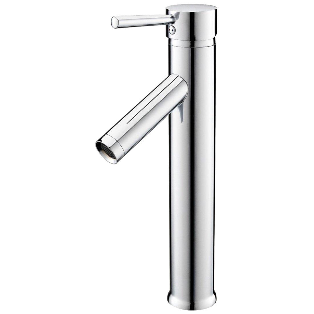 Design nouveau Mitigeur lavabo bec rehausse salle de bain Mitigeur lavabo TOOGOO R