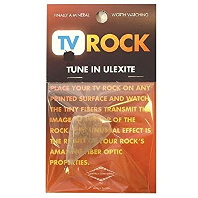 TV Rock - Ulexite: Toys & Games