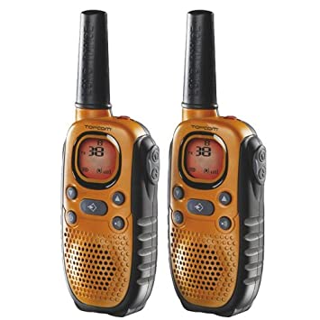 topcom walkie talkie  Topcom RC-6404 Walkie Talkie - Range: up to 10 km: Amazon. ...
