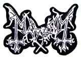 MAYHEM Death Metal Band Logo t Shirt MM28 iron on Patches