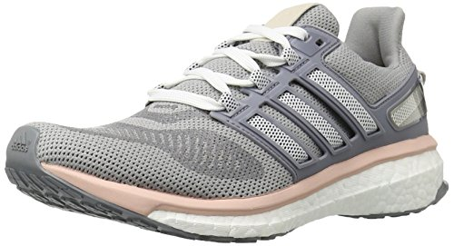 detailed pictures 7bd4c abff7 Galleon - Adidas Performance Womens Energy Boost 3 W Running Shoe, Mid  Grey S14Dark NavyVapor Pink F16, 10.5 M US