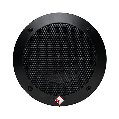 Set Of 2 6.5-Inch Rockford Fosgate R165x3 Prime 6.5-Inch Full-range 3-Way Coaxial Speaker