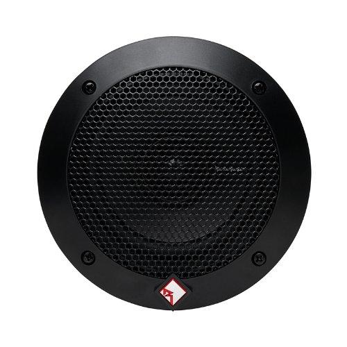 """Rockford Fosgate R14X2 Full Range Coaxial Speaker - 4"""" - of"""