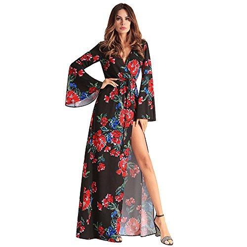A Dress Dress Lady's for red a Jujube Sexy SJMM AqExdXYwBA