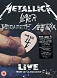 Big Four: Live from Sonisphere: Super Deluxe