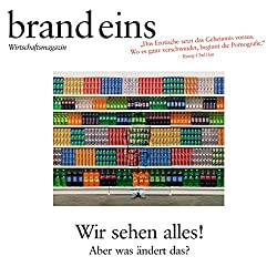 brand eins audio: Transparenz