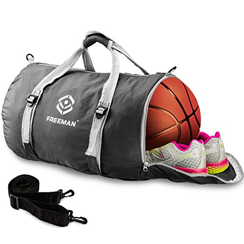 Freeman Foldable Duffel Compartment Lightweight product image