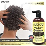 PURA D'OR Advanced Therapy Shampoo Reduces Hair