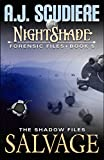 """The NightShade Forensic Files Salvage (Book 5)"" av A.J. Scudiere"