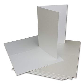30 Klapp Karte Umschlag Set Din A6c6 Weiss Matt Glänzend Karte A6 105 X 147 Cm Umschlag C6 115 X 16 Cm Eine Karte Umschlag Kombination Der
