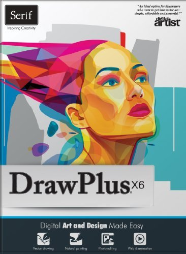 DrawPlus X6 [Download] by Serif