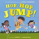 Hop, Hop, Jump!, Lauren Thompson, 1416997458