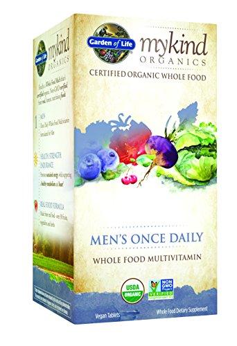 Garden Life Multivitamin Men Supplement
